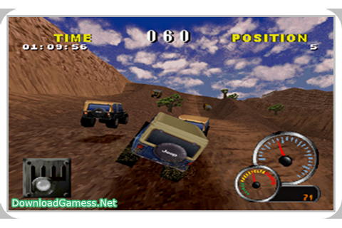 Test Drive Off-Road 2 PC Game Full Version Free Download ...