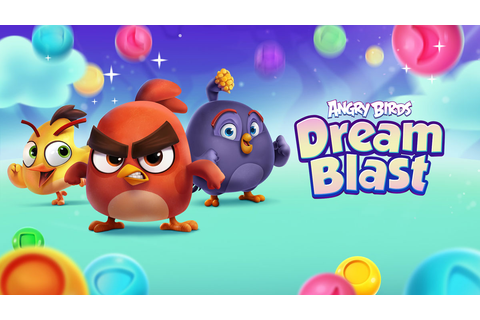 Angry Birds Dream Blast is out now on Android - Droid Gamers