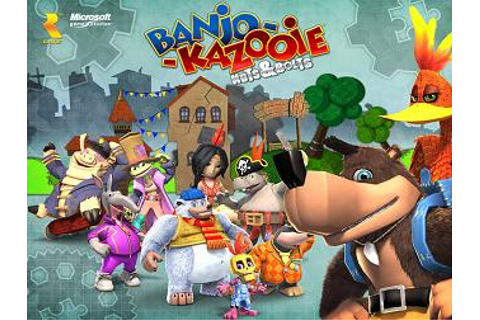 Banjo Kazooie Nuts And Bolts cheats and achievements