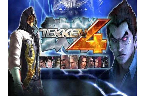 How to Play Tekken 4 PC Game? - YouTube