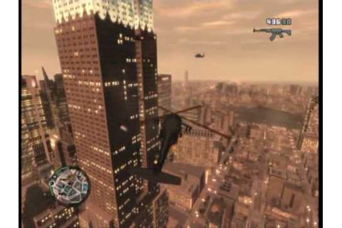 In-Game Oddities: GTA IV Empire State Building Glitch ...