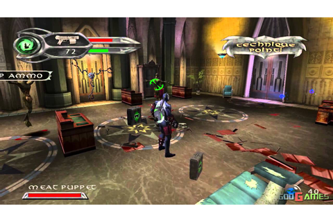 Spawn: Armageddon - Gameplay PS2 HD 720P - YouTube