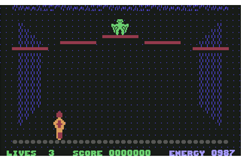 Download Storm Warrior (Commodore 64) - My Abandonware