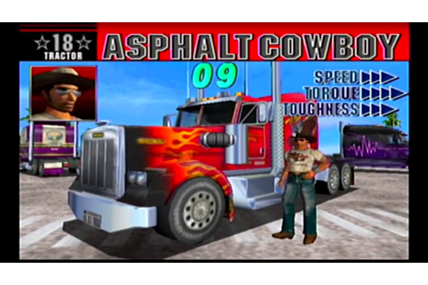 18 Wheeler American Pro Trucker playthrough part 1 Asphalt ...