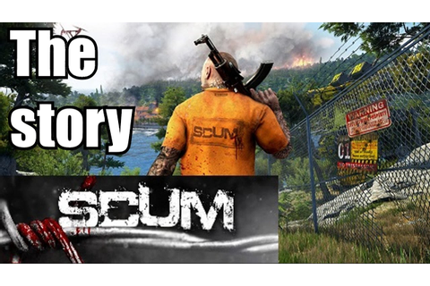 Scum!! New game, and its story! - YouTube