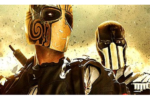 Test Army of Two The Devil's Cartel sur PS3
