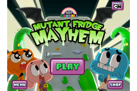 Mutant Fridge Mayhem | The Amazing World of Gumball Wiki ...