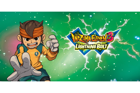 Inazuma Eleven 3: Lightning Bolt | Nintendo 3DS | Games ...