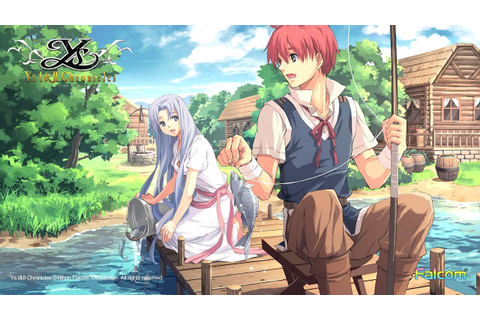 Ys I & II Chronicles - Departure (Extended) - YouTube
