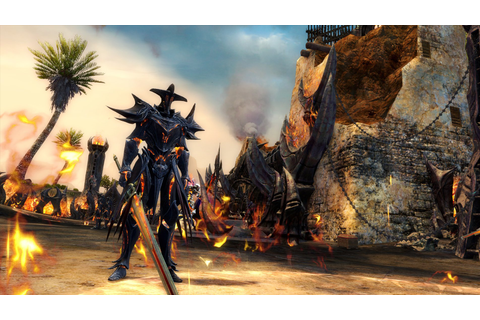 Guild Wars 2 Path of Fire Deluxe Edition PC CD Key, Key ...