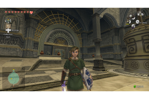 The Legend of Zelda: Twilight Princess HD Wii U Review ...