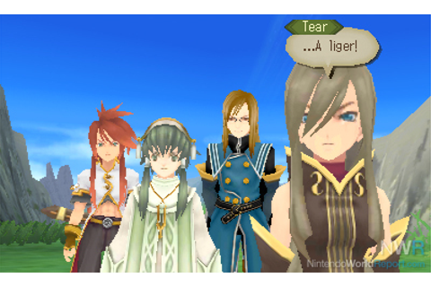 Tales of the Abyss Review - Review - Nintendo World Report
