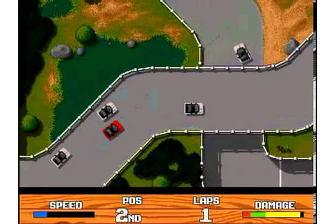 Amiga Super Cars II - YouTube