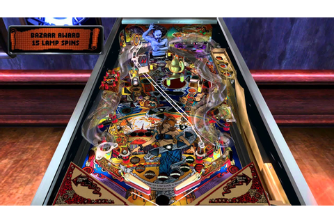 A Look at Pinball Arcade for the PC - YouTube