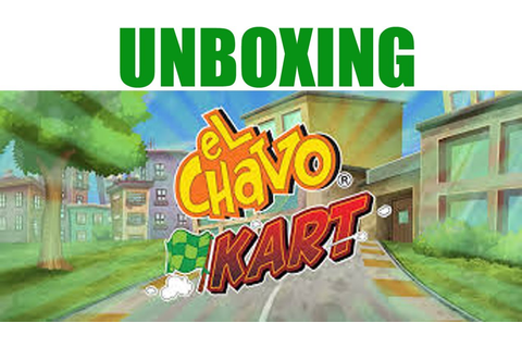Unboxing: El Chavo Kart - Xbox 360 - Español - HD - YouTube