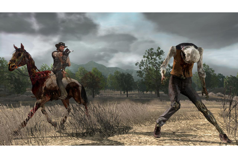 GAME REVIEW ARCADE: Red Dead Redemption: Undead Nightmare