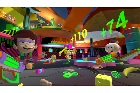 Nickelodeon's Virtual Reality Experience SlimeZone Debuts ...