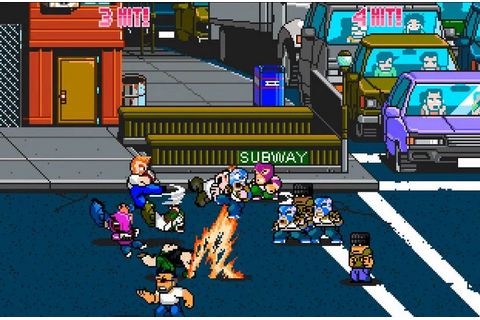 Download River City Ransom: Underground · Download Games