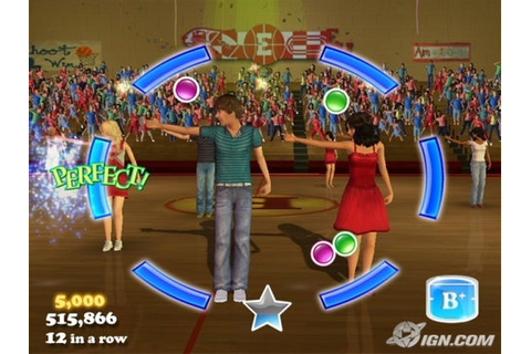 High School Musical 3: Senior Year Dance! Review - IGN