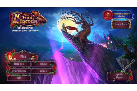 Grim Legends: The Forsaken Bride Collector's Edition - Download Free ...