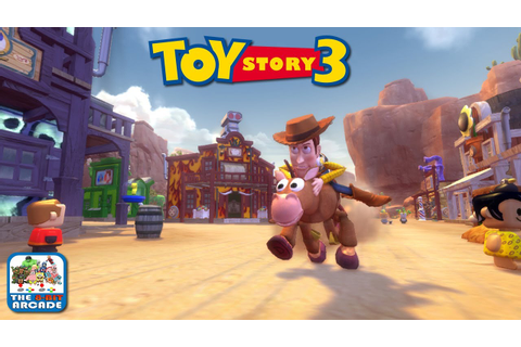 Toy Story 3: The Video Game - Toy Box Hijinks with Woody ...