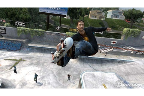 Tony Hawk's Project 8 Review - IGN
