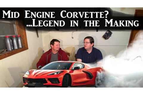 Tool Room Confessions Ep2 Part1 - 2020 Chevrolet Corvette ...