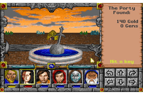 Download Might and Magic: Swords of Xeen (Role-Playing ...