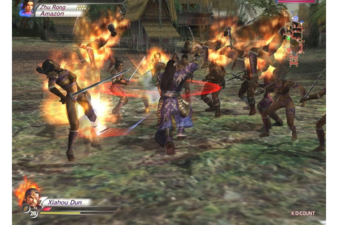 Dynasty Warriors 4 Hyper Free Download PC Game Full Version