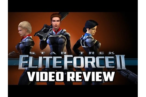 Star Trek: Elite Force II PC Game Review - YouTube