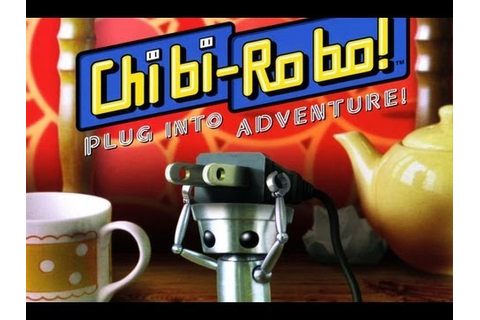 CGRundertow CHIBI-ROBO! for Nintendo GameCube Video Game ...