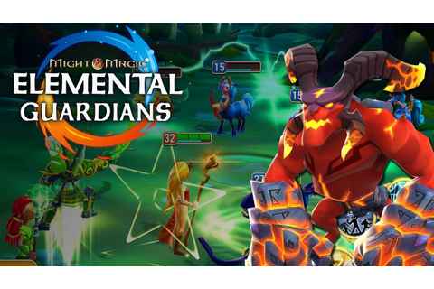 MIGHT AND MAGIC: ELEMENTAL GUARDIANS | NEW UBISOFT GAME ...