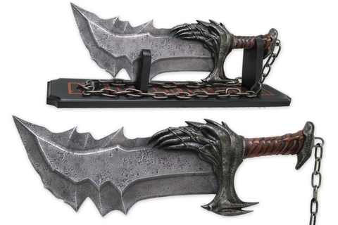 United Cutlery God of War Kratos Blade of Chaos (Sword ...