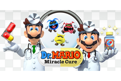 Dr. Mario: Miracle Cure | Nintendo 3DS Download-Software ...
