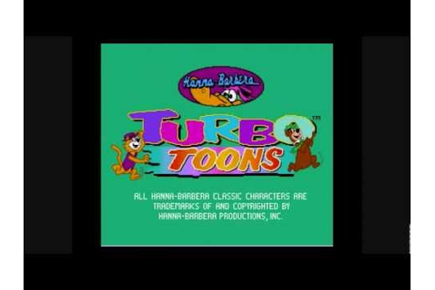 Hanna Barbera's Turbo Toons - Opening - YouTube