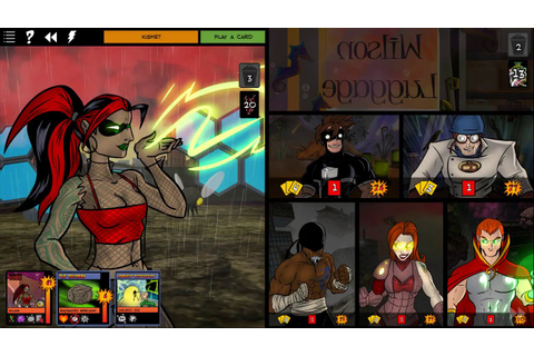 Let's Play Sentinels of the Multiverse: The Video Game ...