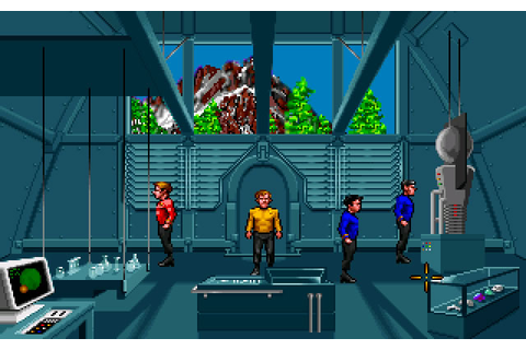 Download Star Trek: 25th Anniversary adventure for DOS ...