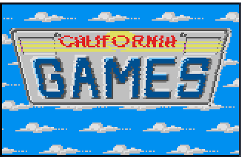 California Games (USA, Europe) ROM