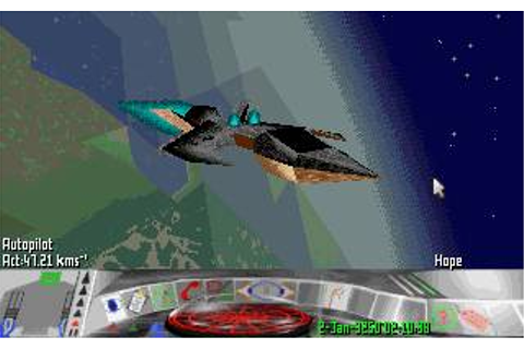 Frontier: First Encounters (aka Elite 3) Download (1995 ...