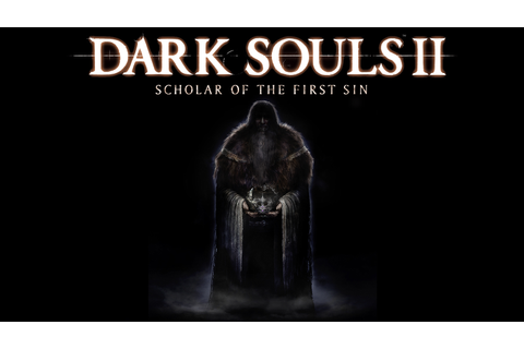 Dark Souls II: Scholar of the First Sin Game | PS4 ...