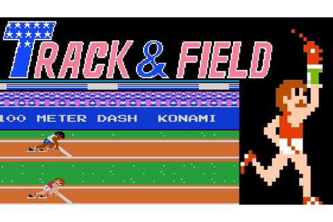 Track & Field (NES) | Playthrough - YouTube