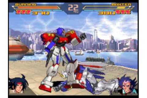Gundam Battle Assault 2 Game Sample - Playstation - YouTube