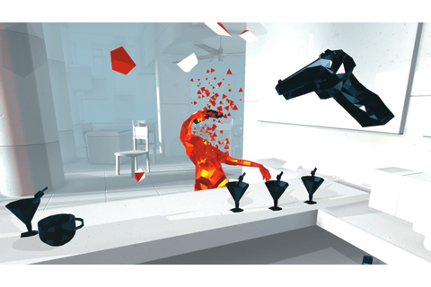 'Superhot VR' brings time-bending shootouts to Oculus Rift