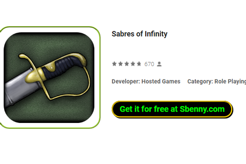 Sabres of Infinity MOD APK for Android Free Download