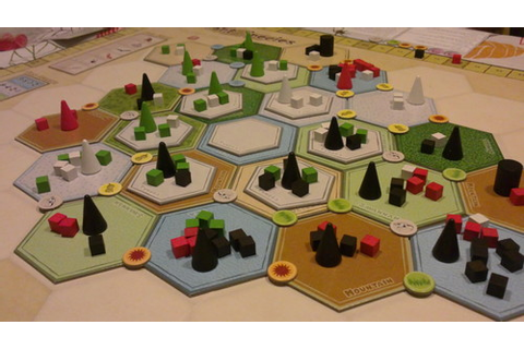 Boardgame – Dominant Species | Incoherent Thoughts