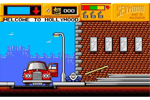 Seymour Goes to Hollywood Download (1993 Adventure Game)