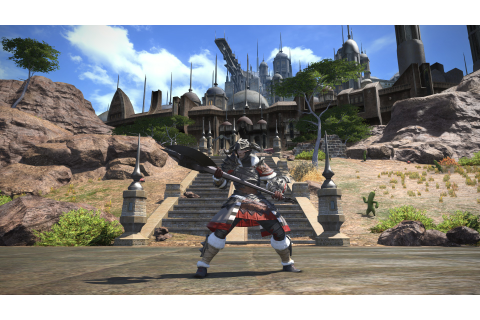 Final Fantasy XIV: A Realm Reborn – Fully realized at last ...