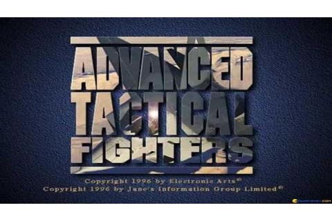 ATF - Advanced Tactical Fighters gameplay (PC Game, 1996 ...