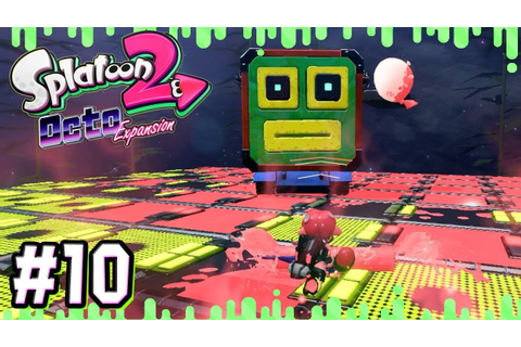 STAMPDOWN: Splatoon 2 OCTO EXPANSION #10 - YouTube