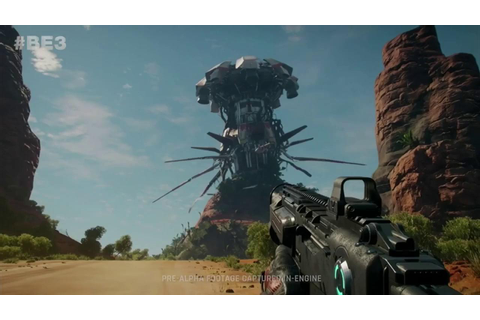 E3 2018: Rage 2 Looks Like a Great Id Game, But What About ...